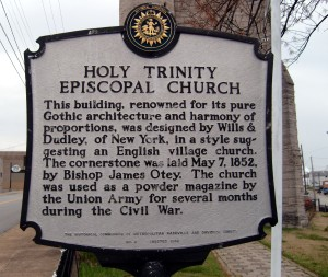 Holy Trinity Church Nashville Tennessee